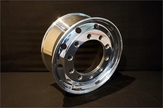 0 CBTC Polished Alloy Rim - Parts & Accessories for Sale
