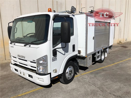 2008 Isuzu NPR 200 Truck City  - Trucks for Sale