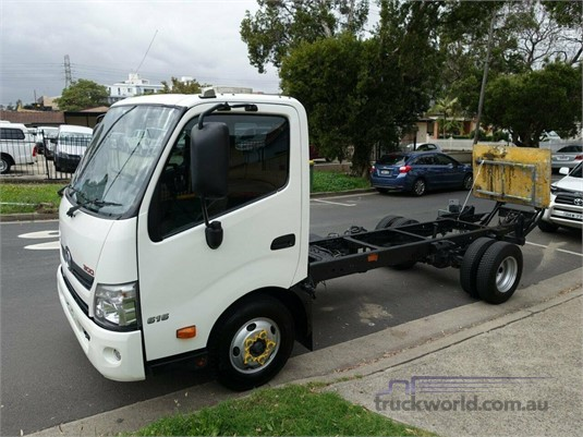 2012 Hino 300 Series 616 Auto - Trucks for Sale