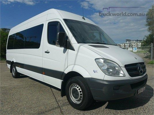 2011 Mercedes Benz Sprinter 906 MY11 316 CDI LWB Light Commercial for Sale