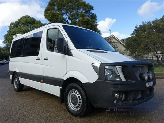 2015 Mercedes Benz Sprinter 906 MY14 316 Cdi Mwb Light Commercial for Sale