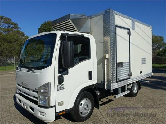 2008 Isuzu NNR 200 Trucks for Sale