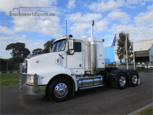 2010 Kenworth T408 - Trucks for Sale