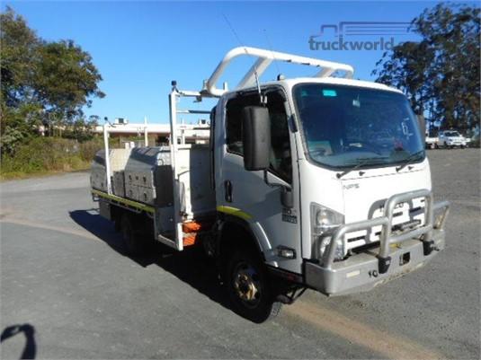 2015 Isuzu NPS 300 4x4 - Trucks for Sale
