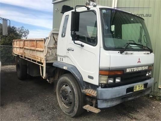 1998 Mitsubishi FM10 Trucks for Sale