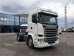 SCANIA R490  used