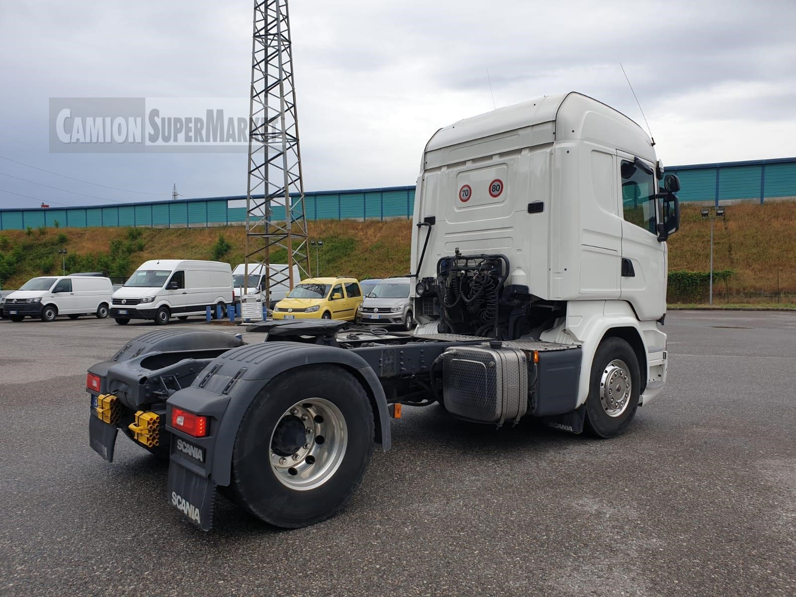 Scania R490 Usato 2014 Lombardia