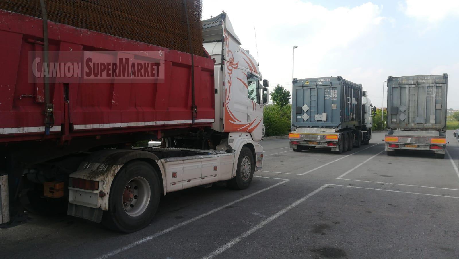Scania R560 Usato 2007