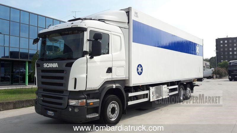 Scania R380 used 2006