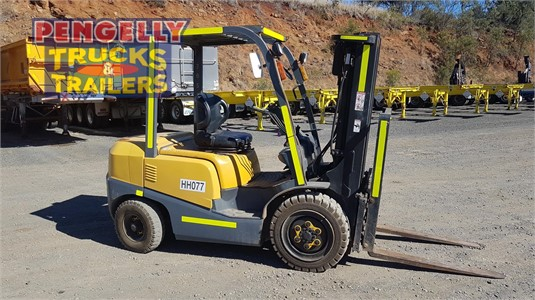 Tcm FD30 Pengelly Truck & Trailer Sales & Service - Forklifts for Sale