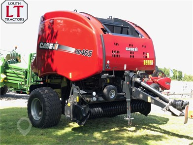 Used CASE IH Round Balers for sale in the United Kingdom - 8