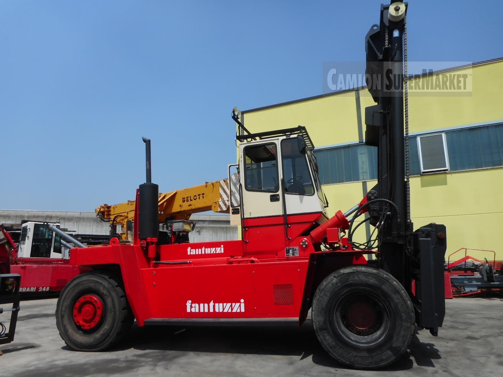 FANTUZZI FDC320 Usato 2000