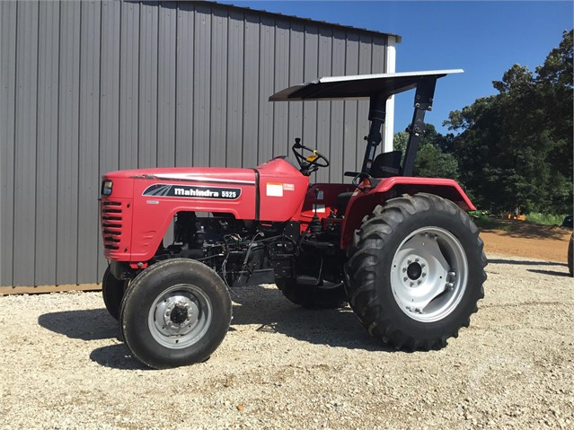 AuctionTime com | 2012 MAHINDRA 5525 Online Auctions