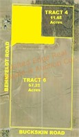Combo F: Tracts 4 & 6