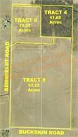 Tract 6: 57.2+/- Acres of Farmland