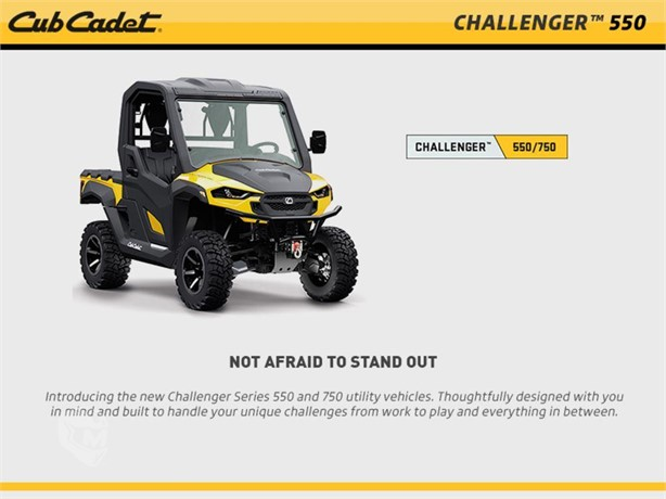 CUB CADET Utility Vehicles For Sale - 118 Listings
