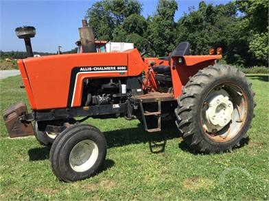 40 HP To 99 HP Tractors Online Auctions - 140 Listings | AuctionTime