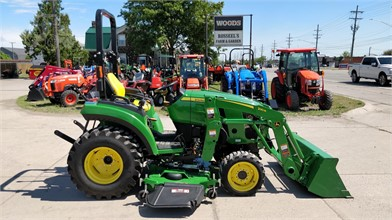 JOHN DEERE 2038R For Sale - 33 Listings | TractorHouse com
