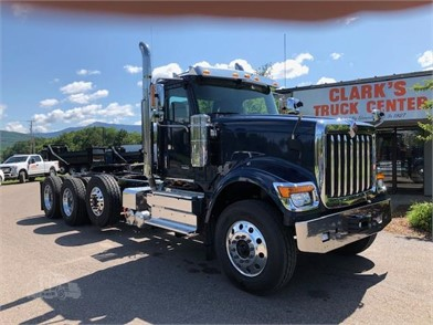 New Commercial Truck Sales » Clark's Truck Center