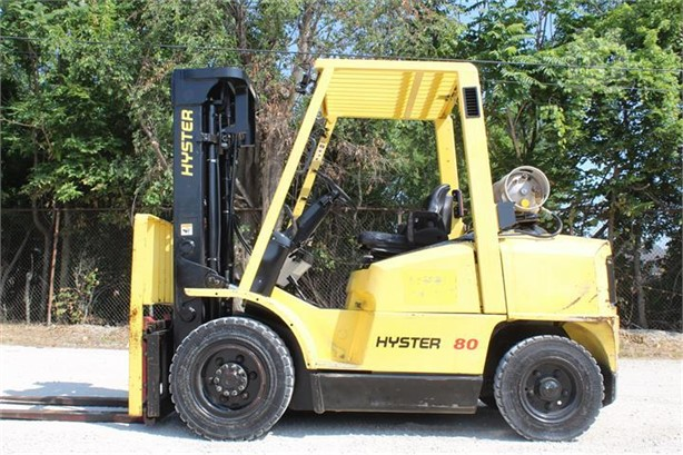 HYSTER Lifts Auction Results - 3419 Listings | LiftsToday com | Page