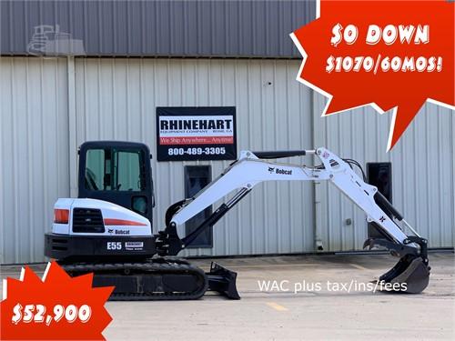 Used Excavators For Sale By Rhinehart Equipment - 6 Listings | www