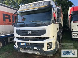 VOLVO FMX460  used
