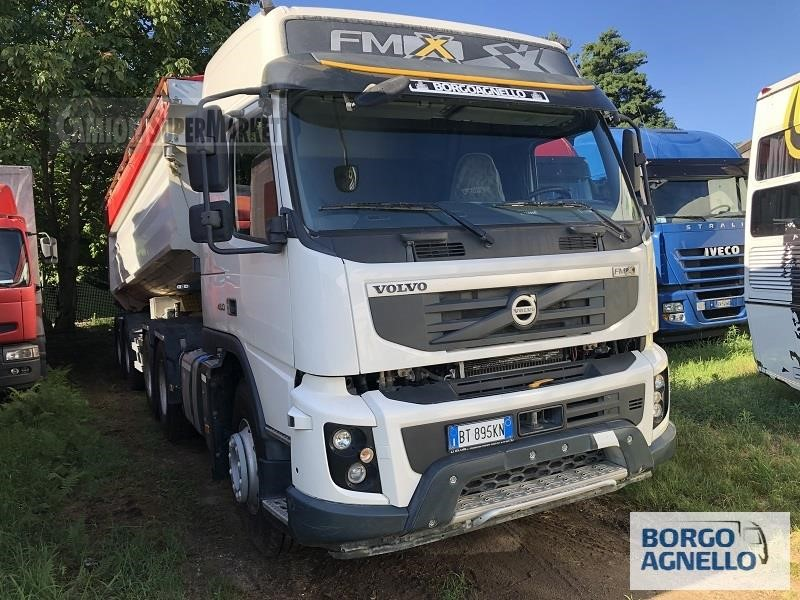 Volvo FMX460 used 2011