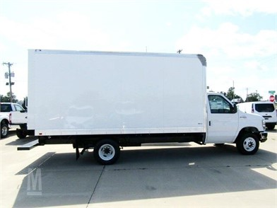 FORD E450 Box Vans For Sale - 24 Listings | MarketBook com