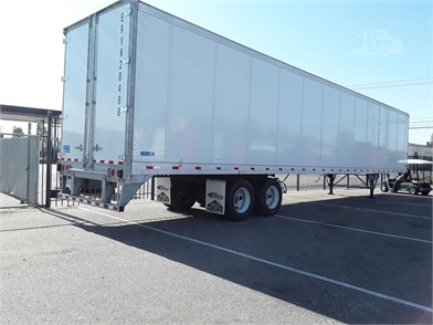 Storage Trailers For Sale >> Storage Trailers For Sale 237 Listings Truckpaper Com