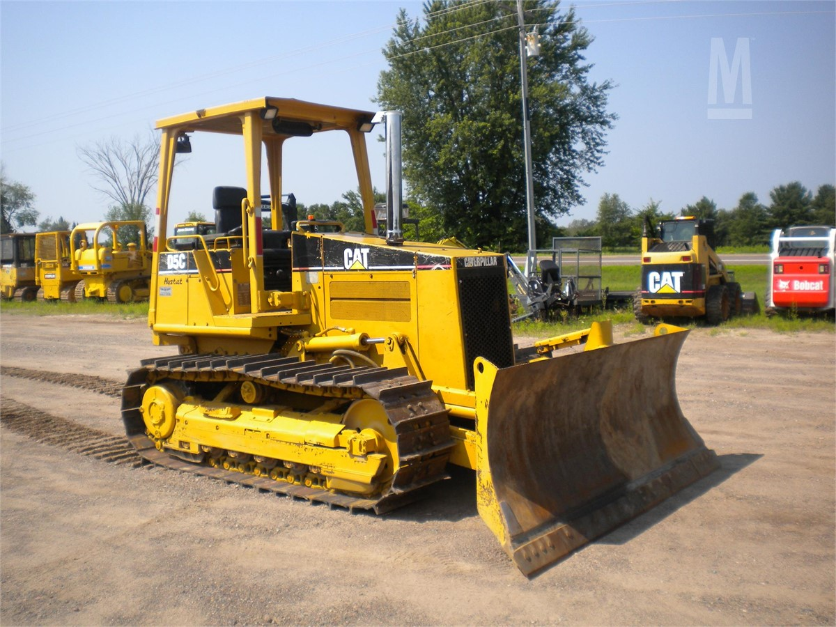 1999 CAT D5C HST III For Sale In Holcombe, Wisconsin