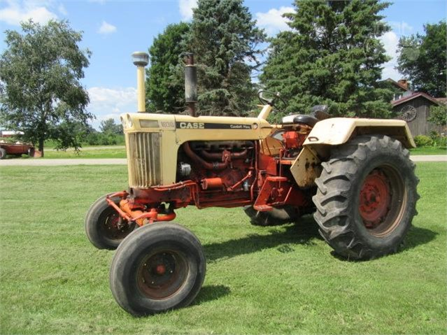 1967 J I CASE 1030 For Sale In Ellsworth, Wisconsin