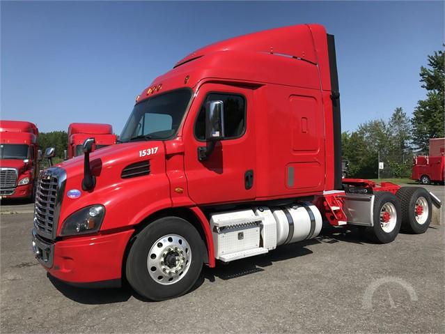 2015 Freightliner Cascadia >> Lot 2531 2015 Freightliner Cascadia 113