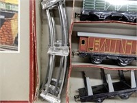 VINTAGE DISTLER TRAIN SET / NEW IN BOX