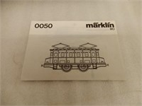 VINTAGE MARKLIN HO 50 JAHRE / NEW IN BOX