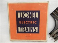 LIONEL ELECTRIC TRAINS NO. 20 CROSSING / BOX