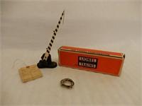 LIONEL TRAINS NO. 252 AUTOMATIC CROSSING GATE/BOX