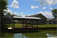 Thurs., Aug. 29 Like New Lake Mattoon Home at Online Auction