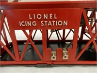 LIONEL ELECTRIC TRAIN ICING STATION - NO BOX