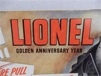 1950 LIONEL GOLDEN ANNIVERSARY YEAR BOOKLET
