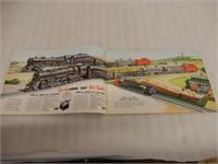 1952 LIONEL CORPORATION BOOKLET