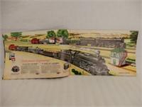 1953 LIONEL TRAINS BROCHURE