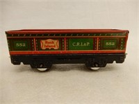 MARX STEAM LINE STEAM TYPE ELECTRIC TRAIN / BOX