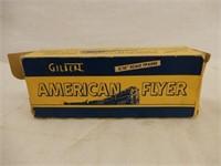 AMERICAN FLYER TRAIN 640 HOPPER CAR / BOX