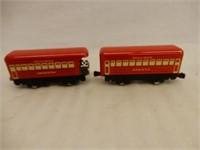 MARX TRAIN SET / HALF BOX