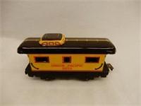 LOT OF MARX MODEL RAILWAY CARS / NO BOXES