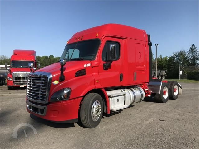 2015 Freightliner Cascadia >> 2015 Freightliner Cascadia 113