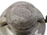DIETZ VESTA  N.Y.C.S. RUBY GLASS RAILWAY LANTERN