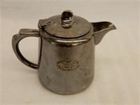 BHHB 3/4 PINT SILVER PLATE WATER PITCHER