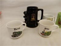 LOT OF 8 RAILWAY COLLECTIBLES