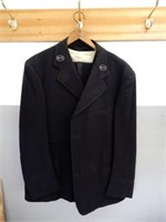 NEW YORK CENTRAL RAILWAY TRAINMAN WINTER SUIT